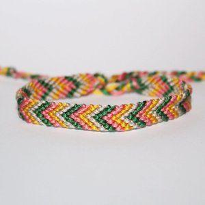 Handmade Friendship bracelet!